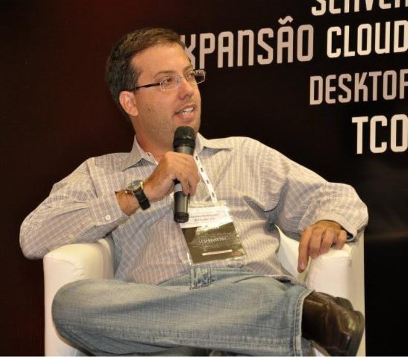 Foto Claúdio Rodrigues - Microsoft MVP