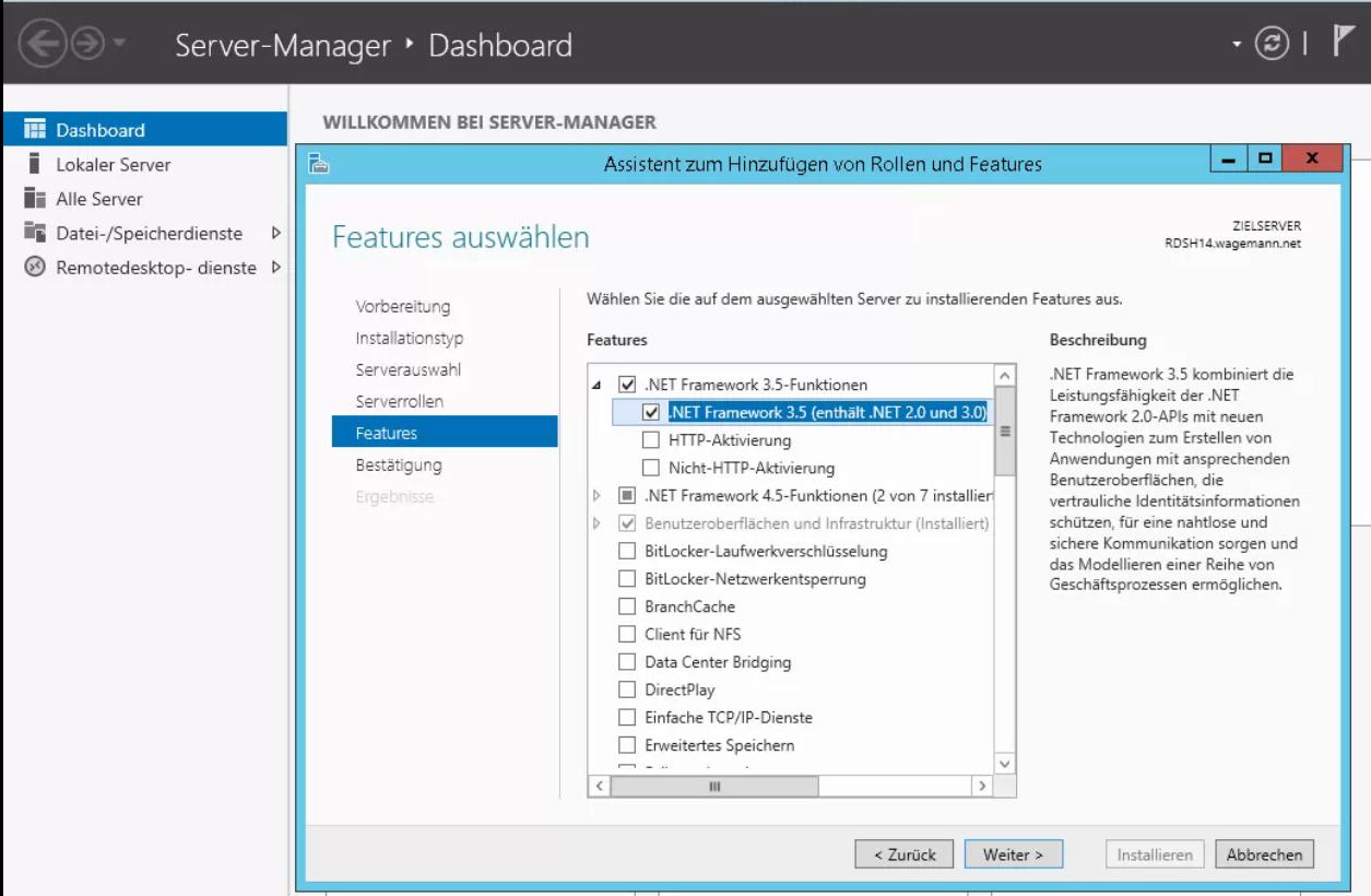 DATEV DMS TIFF Verarbeitung durch Microsoft Office Document